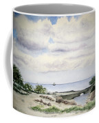 Natalie's Beach Coffee Mug