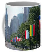 National Flags Of Various Countries Coffee Mug