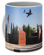 National Medal Of Honor Memorial Fly Over Coffee Mug