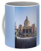 National Palace Barcelona Coffee Mug