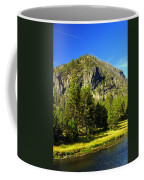 National Park Mountain Coffee Mug