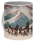 National Park Service - North Country Coffee Mug