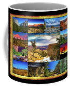 National Parks Of The West Coffee Mug