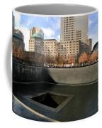 National September 11 Memorial New York City Coffee Mug