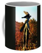 Native American And Eagle Coffee Mug
