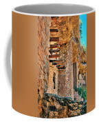 Native American Cliff Dwellings Coffee Mug