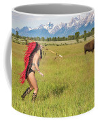 Native American Darcy 3 Coffee Mug