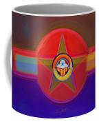 Native American Decal Coffee Mug