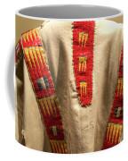 Native American Great Plains Indian Clothing Artwork 09 Coffee Mug