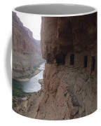 Native American Ruins Of Nankoweap Coffee Mug