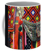 Native Costume Detail Coffee Mug