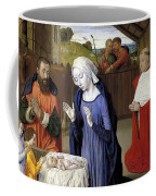 Nativity - Master Of Moulins Coffee Mug