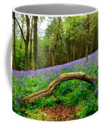 Natural Arch And Bluebells Coffee Mug