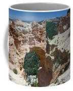 Natural Arch Bryce Canyon - Utah Coffee Mug