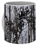 Natural Black And White Coffee Mug