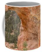 Natural Bridge - Vertical Coffee Mug
