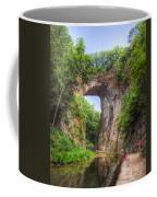 Natural Bridge - Virginia Landmark Coffee Mug