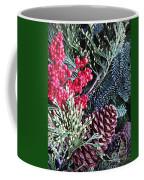 Natural Christmas 3 Coffee Mug