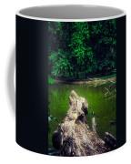 Natural Fishing Pier Coffee Mug