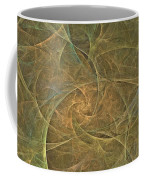Natural Forces- Digital Wall Art Coffee Mug