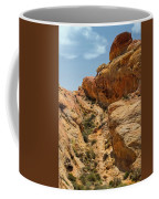 Natural Staircase Valley Of Fire Coffee Mug