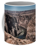 Natural View Colorado River Page Arizona  Coffee Mug