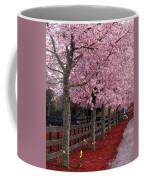 Nature - Pink Trees Coffee Mug