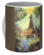 Nature Angel Coffee Mug