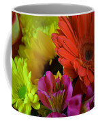 Nature Colorful Bouquet Coffee Mug