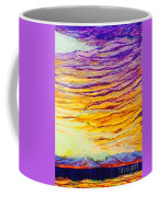 Nature Fireworks On The 4th Of July  Coffee Mug