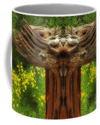 Nature In Abstract 4 Coffee Mug
