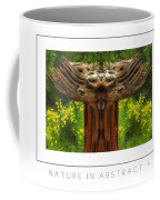 Nature In Abstract 4 Poster Coffee Mug