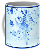 Nature In Blue Coffee Mug