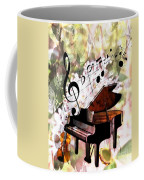 Nature Is Music To My Soul Coffee Mug