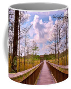 Nature Path Coffee Mug