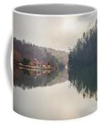 Nature Views Near Chimney Rock And Lake Lure Coffee Mug