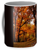 Nature's Canopy Coffee Mug
