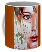Nature's Child  Coffee Mug by Michal Madison
