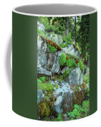 Nature's Collage Coffee Mug