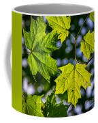 Natures Going Green Design Coffee Mug