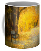 Nature's Golden Corridor Coffee Mug