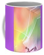 Nature's New Art Over My Head New Years Morning 2014 Coffee Mug