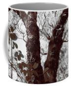 Nature's Peace Sign Coffee Mug