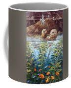 Natures Union At Monterey Robert Lyn Nelson Coffee Mug