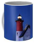 Nauset Lighthouse Night Coffee Mug
