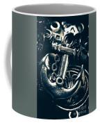 Nautic Blue Coffee Mug