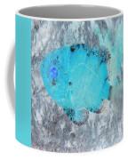 Nautical Beach And Fish #8 Coffee Mug