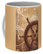 Nautical Exploration  Coffee Mug