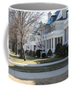 Naval Academy - Captains Row Coffee Mug