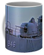 Naval Gun Coffee Mug